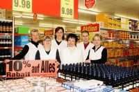 Niemcy praca sezonowa na kasie w markecie – Wakacje 2016
