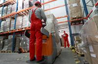 Praca w Niemczech jako Magazynier – Operator wózków widłowych Hanower