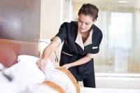 Praca Niemcy dla kobiet przy sprzątaniu pokoi w hotelu pokojówka Hamburg