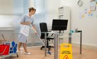 Ogłoszenie pracy w Niemczech sprzątanie biur Stuttgart z podstawowym językiem