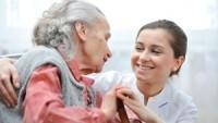 Dam pracę w Niemczech opiekunka osób starszych do 88l. pani z Frankfurtu nad Menem od 10.05.