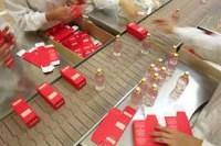 Oferta pracy w Niemczech Essen bez języka dla par przy pakowaniu kosmetyków