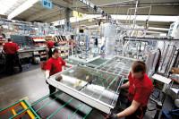 Niemcy praca na produkcji pracownik w fabryce okien PCV Monachium