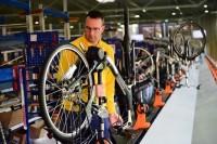 Bez znajomości języka od zaraz dam pracę w Niemczech na produkcji rowerów