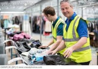 Ogłoszenie fizycznej pracy w Niemczech sortowanie ubrań bez języka od zaraz Bremen