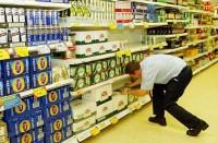 Fizyczna praca w Niemczech dla par bez języka w sklepie wykładanie towaru Lipsk