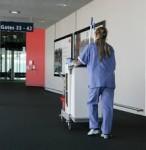 Ogłoszenie pracy w Niemczech od zaraz dla Polaków sprzątanie terminala Hannover