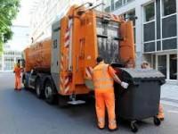 Ogłoszenie pracy w Niemczech dla pomocnika śmieciarza Darmstadt 2016