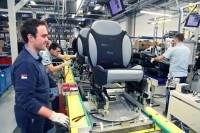 Praca w Niemczech bez języka na produkcji foteli samochodowych Ingolstadt