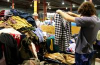 Oferta fizycznej pracy w Niemczech bez języka od zaraz sortowanie odzieży Düsseldorf