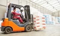 Bez języka praca w Niemczech Bedburg na magazynie operator wózka widłowego