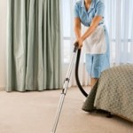 Praca Niemcy w Düsseldorfie jako pokojówka przy sprzątaniu w hotelu 4*