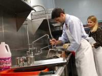 Niemcy praca bez znajomości języka pomoc kuchenna od zaraz na zmywaku Hamburg