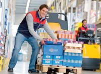 Komisjonowanie oferta pracy w Niemczech bez języka Hannover na magazynie spożywczym