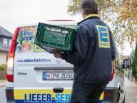 Dostawca zakupów od zaraz praca Niemcy w Dortmundzie dla kierowcy kat.B