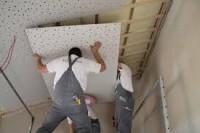 Praca w Niemczech na budowie przy regipsach, monter płyt karton-gips Aachen