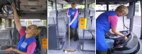 Praca Niemcy bez znajomości języka sprzątanie autobusów od zaraz Stuttgart