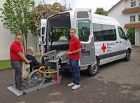 Przewóz osób niepełnosprawnych od zaraz praca Niemcy kierowca kat.B Drezno