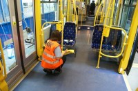 Od zaraz ogłoszenie pracy w Niemczech sprzątanie autobusów bez języka Stuttgart