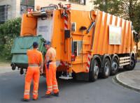 Bez języka ogłoszenie fizycznej pracy w Niemczech od zaraz pomocnik śmieciarza Monachium