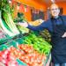 sprzedawca warzyw