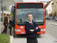 Kierowca autobusu z kat.D – oferta praca w Niemczech, Frankfurt nad Menem