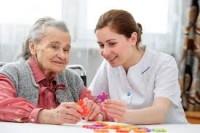 Dam pracę w Niemczech jako opiekunka starszej Pani we Frankfurcie na Menem