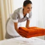 Ogłoszenie pracy w Niemczech dla pokojówki sprzątanie pokoi w hotelu Berlin