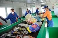 Dla par dam fizyczną pracę w Niemczech bez języka sortowanie odpadów 2018 Düsseldorf