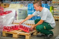 Oferta pracy w Niemczech od zaraz Düsseldorf bez języka na magazynie z napojami