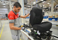 Niemcy praca w BMW bez znajomości języka na produkcji foteli samochodowych, Monachium