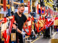 Dla par oferta pracy w Niemczech bez języka na produkcji rowerów Düsseldorf