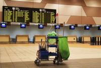 Ogłoszenie pracy w Niemczech od zaraz sprzątanie terminala na lotnisku Monachium