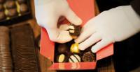Dla par praca Niemcy 2017 przy pakowaniu czekoladek bez znajomości języka Düsseldorf