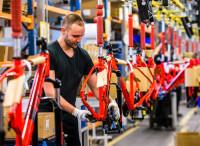 Od zaraz Niemcy praca 2017 przy produkcji rowerów na montażu bez języka Stuttgart