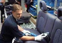 Augsburg, oferta pracy w Niemczech na produkcji bez języka jako Tapicer samochodowy – meblowy