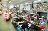 Dam fizyczną pracę w Niemczech sortowanie odzieży używanej bez języka Essen