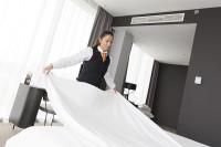 Pokojowy-Pokojówka da pracę w Niemczech w hotelu Frankfurt Nad Menem