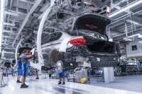 Niemcy praca na produkcji w fabryce samochodów z Dingolfing 2017