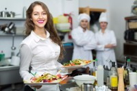 Kelnerka – Niemcy praca w gastronomii okolice Frankfurtu nad Menem