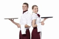 Kelner – kelnerka dam pracę w Niemczech w Düsseldorf ze znajomością języka