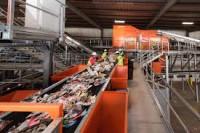 Oferta fizycznej pracy w Niemczech bez języka sortowanie odpadów Frankfurt nad Menem