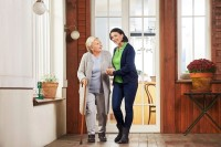 Augsburg dam pracę w Niemczech jako opiekunka osób starszych do Pana Friedricha (lat 81)
