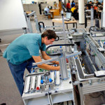 Mechatronik – dam stałą pracę w Niemczech, Erfurt