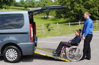 Od zaraz oferta pracy w Niemczech Düsseldorf dla kierowcy kat.B przewóz osób niepełnosprawnych