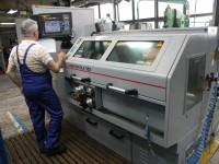 Operator – programista tokarek CNC, oferta pracy w Niemczech, Weiden