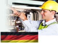 Praca Niemcy jako elektromonter w Hamburgu