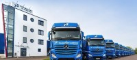 Kierowca kat. C+E – praca w Niemczech, Lipsk (kontenery BDF)