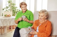 Monachium, praca w Niemczech dla opiekunki osób starszych do Pana Alfreda (lat 77)