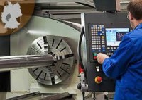 Niemcy praca jako operator maszyn CNC / Frezer w Kissing 2018